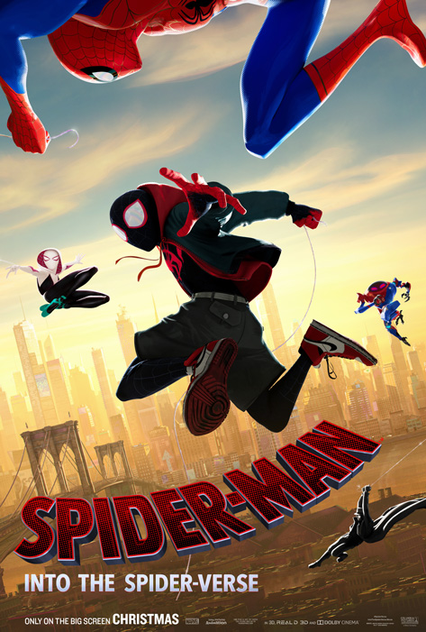 Affiche du film Spider-Man: New Generation